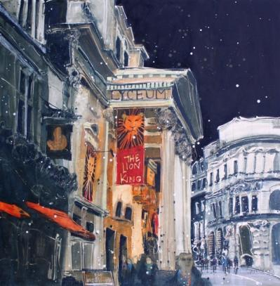 Lyceum Theatre, London