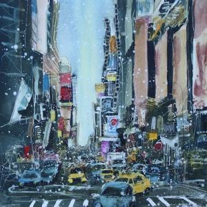 Theatre District - New York
