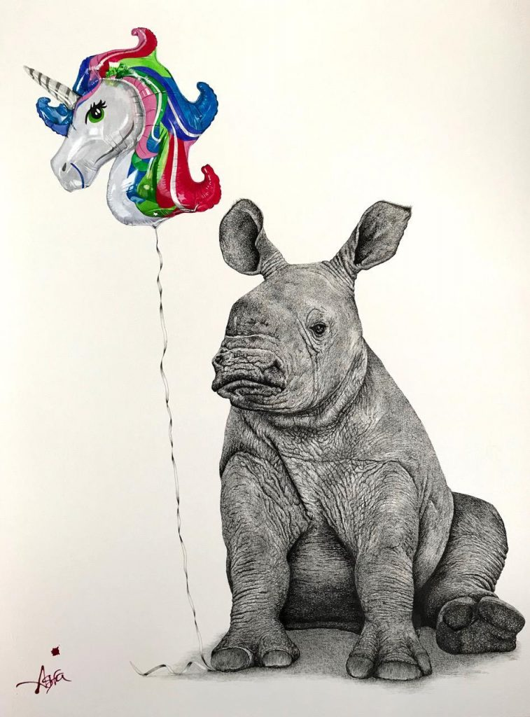 Unicorns Do Exist. I'm Going To Be One!