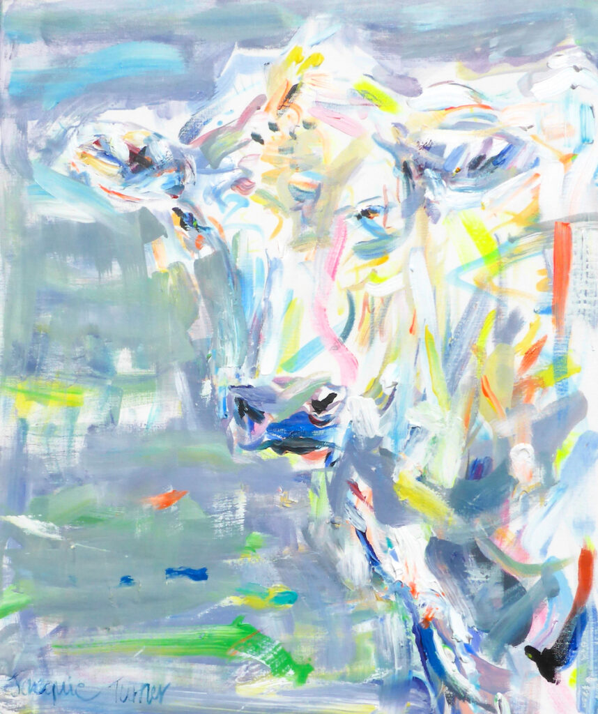 Hattie's Cow 1 (Cow Series)