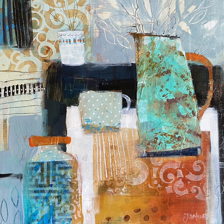 New Work by Jan Munro Coming Shortly