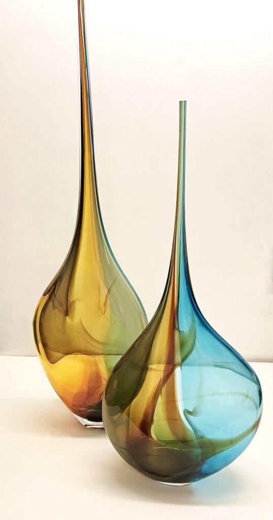 12. & 13. Horizon Bottles